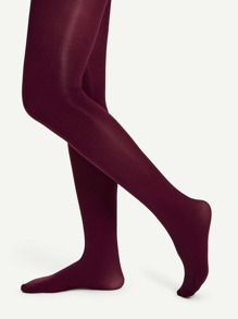 280D Plain Tights