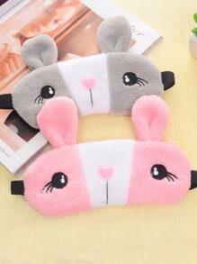 Rabbit Shaped Eye Patch 2pcs