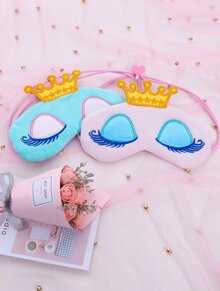 Eye Print Eye Mask 1pc