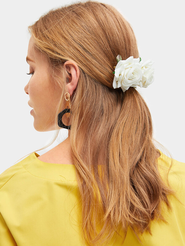 916ae44d1d Cheap Flower Decorated Hair Pin for sale Australia | SHEIN