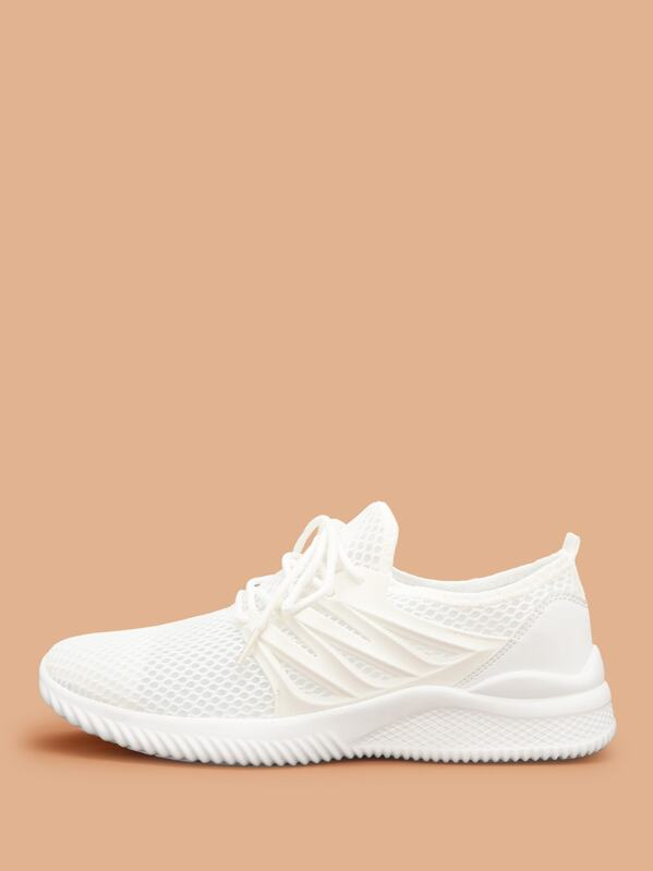 b773f28a51fc Cheap Men Lace-up Front Mesh Sneakers for sale Australia