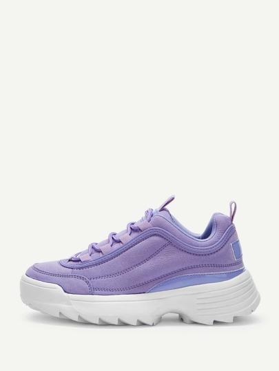 3b737ecf22 Women's Sneakers, Gym & Designer Sneakers For Women| SHEIN IN