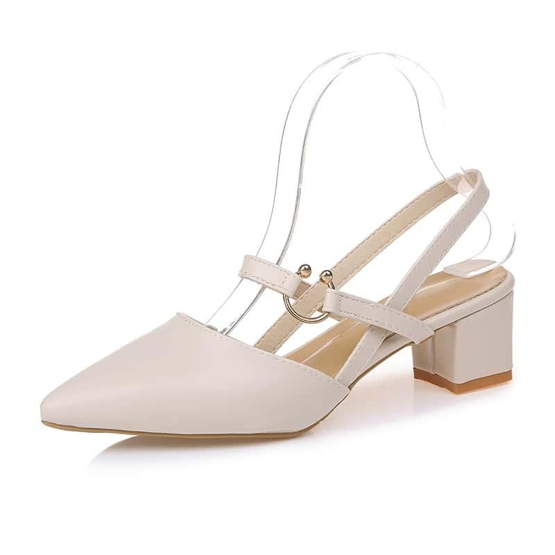 Остроконечная обувь на высоких каблуках от SHEIN
