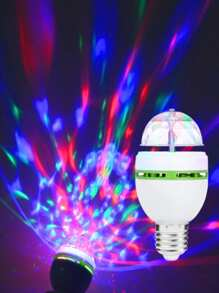 Colourful Party Light Bulb
