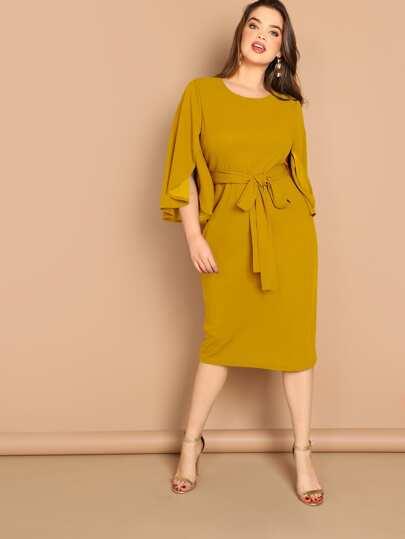 654e4036d9 Women's Plus Size & Curvy Dresses | SHEIN