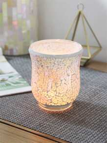 Mosaic Pattern Candle Cover