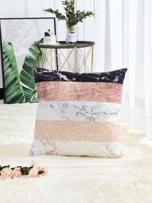 Marble Pattern Cushion Cover