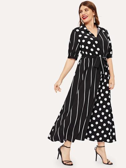42b59fa20e21 Vestidos de tallas grandes   Más de moda   SHEIN