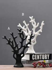 Tree Shaped Decorative Object 1pc