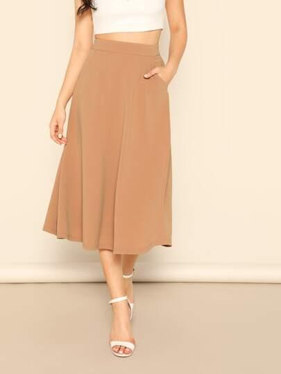 f6edefa4a83 Skirts   Maxi skirts, denim skirts, pencil skirts  SHEIN IN