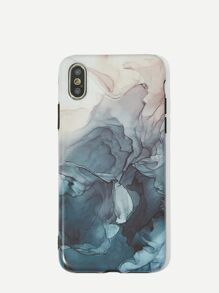 Ink Wash Painting iPhone Case
