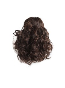 Curly Synthetic Hair Claw Ponytails