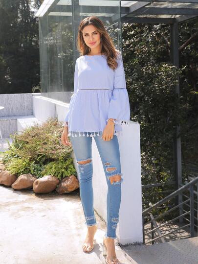 4aef3858f Women's Blouses, Shirts & Dressy Tops | SHEIN