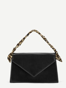 Twilly Scarf Envelope Satchel Bag