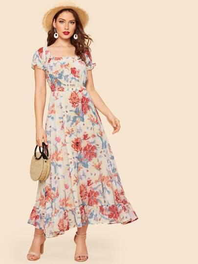 2804b92cf2 Women's Dresses, Trendy Fashion Dresses | SHEIN