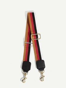 Color-block Bag Strap