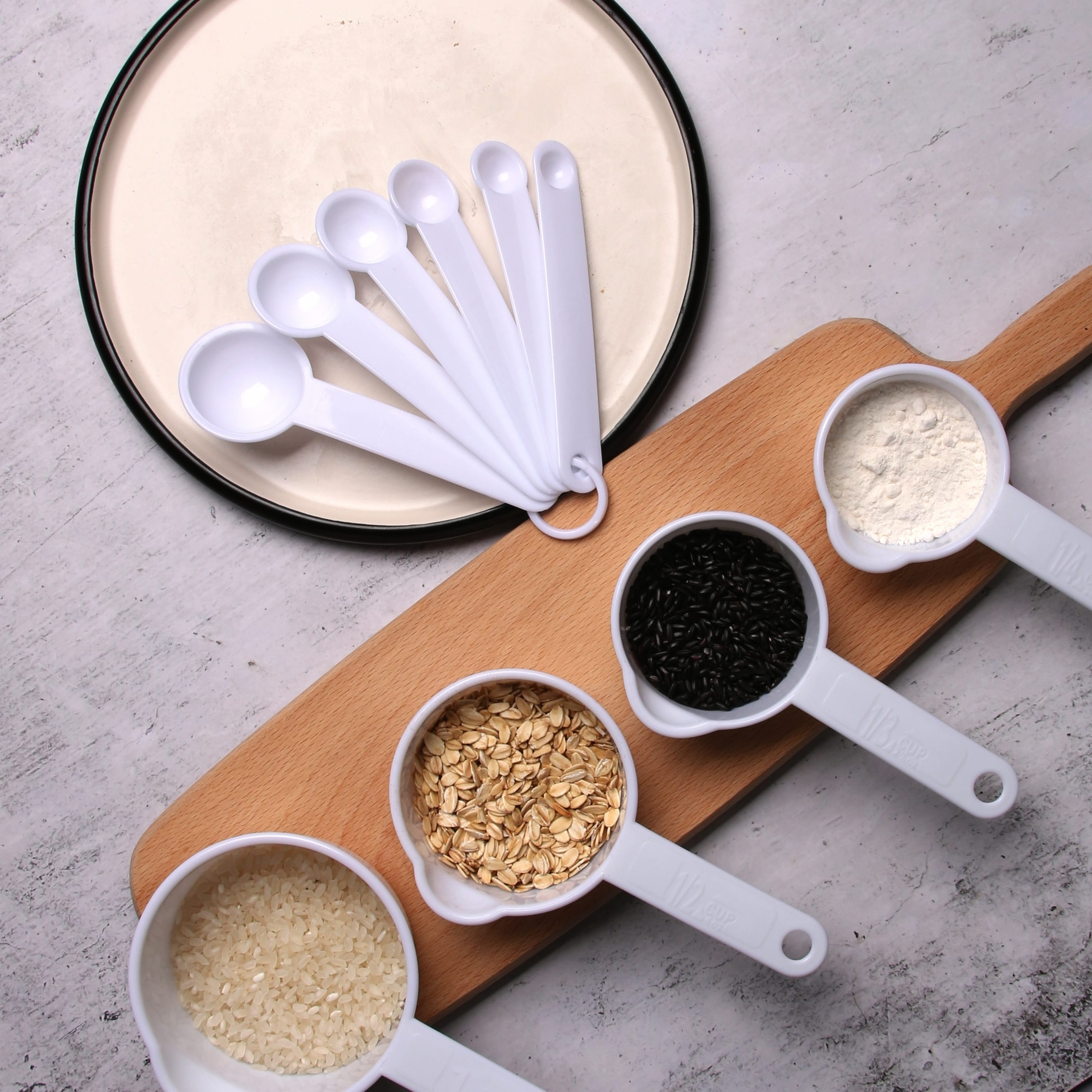 SHEIN coupon: Measuring Spoon Set 10pcs