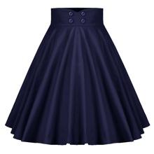 Vintage Fifties Fashion Skirts Wife Shops 2