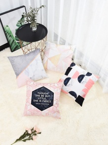 Geometric Pattern Cushion Cover 1pc