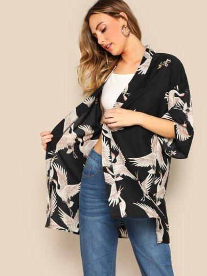 83f6e2dcb Kimonos, Shop Kimonos Online | SHEIN UK