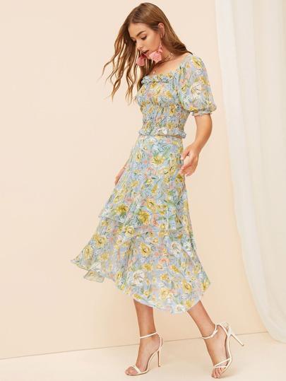 d54d6aba62 Skirts | Maxi skirts, denim skirts, pencil skirts |SHEIN IN