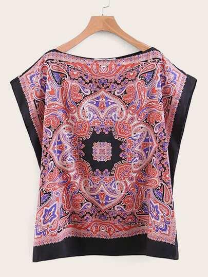 6cbbba6723f Women's Tops, Blouses, Bodysuits, T-shirts & Vests   SHEIN UK