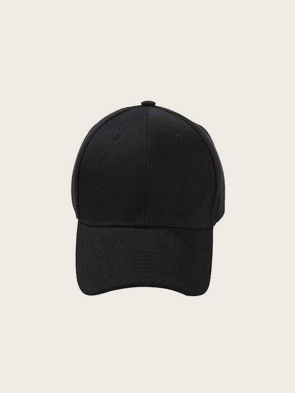 3a7c47115 Men Plain Baseball Cap