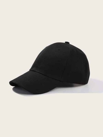 Guys Plain Baseball Cap