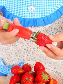 Strawberry Top Leaf Remover