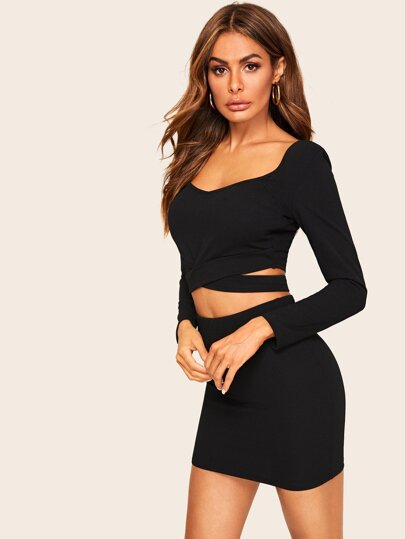 972e5337b256 Co-ords, Two Piece Outfits & Matching Sets | SHEIN IN