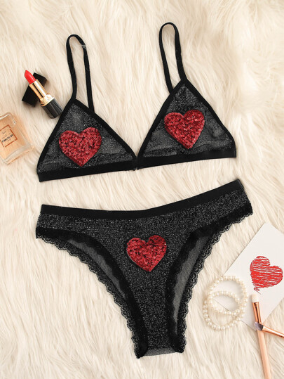 ace1fdede72 Sexy Lingerie | Shop Lingerie for Women Online | SHEIN IN