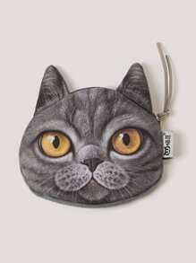 Cat Coin Pouch