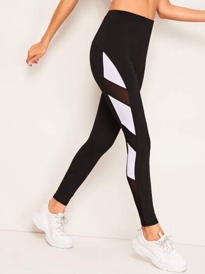 345c8f87b094e Leggings | Leggings Sale Online | ROMWE