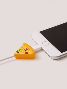 Pizza USB Cable Protector