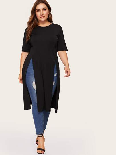 e427b1fb503572 Plus Size & Curve | Women's Plus Size Fashion | ROMWE