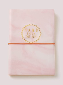 Letter Cover Notebook 1pack