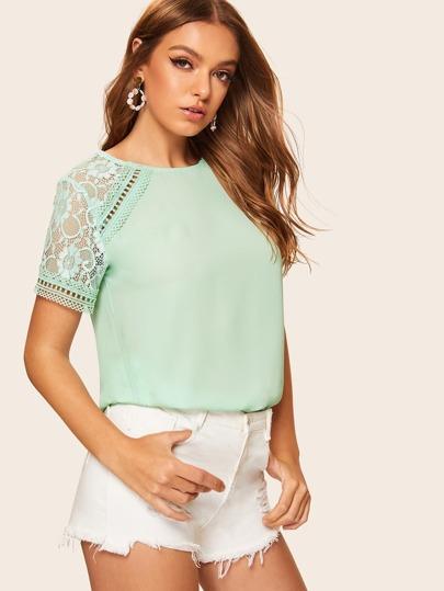 d5521033 Women's Blouses, Shirts & Dressy Tops | SHEIN