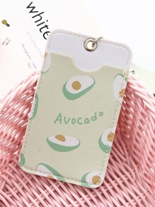 Avocado Card Holder