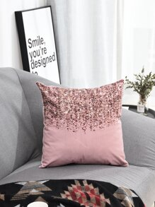Sequin Decor Cushion Cover