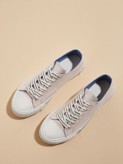 306f522ca96a Cheap Lace-up Front Canvas Sneakers for sale Australia