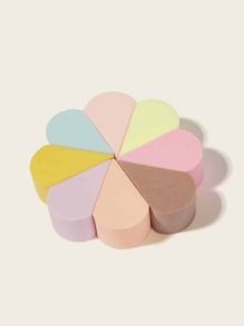Fan Shaped Makeup Sponge 8pack
