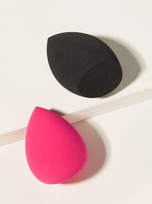Water-drop Shaped Makeup Sponge 2pack