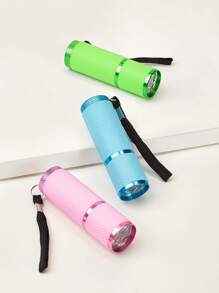 Random Color Nail Dryer Mini Flashlight Portable LED 1pack