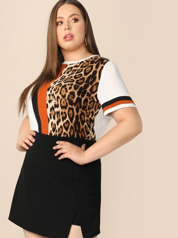 9092fd78930d Shoptagr   Floral Print Zip Back Belted Cami Jumpsuit by Sheinside