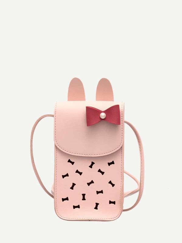 919937d56 Cheap Kids Bow Decor Flap Crossbody Bag for sale Australia | SHEIN