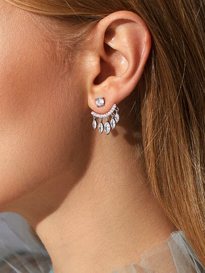 83323cdaa9ad1f Earrings for Women | Silver, Gold and more | SHEIN IN