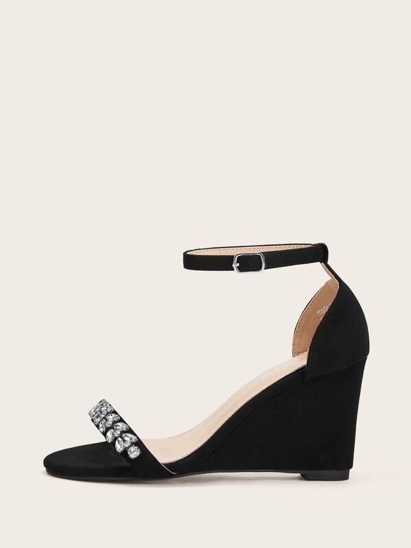 7fd6a55e88a Cheap Two Part Ankle Strap Wedges for sale Australia