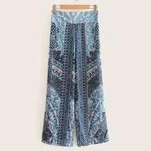 Tribal Print Pants