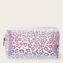 Leopard Pattern Makeup Bags