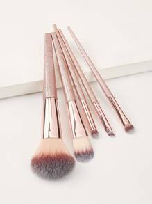 Glitter Makeup Brush 5pack